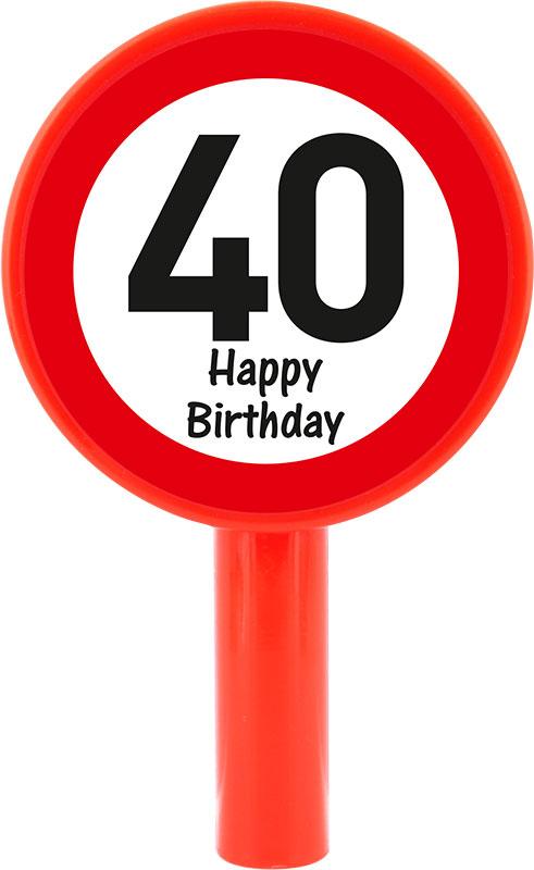 Wunsche Zum 40 Geburtstag
