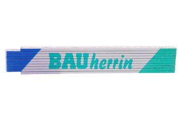 Zollstock Bauherrin