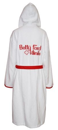 Betty Ford Klinik Bademantel – Bild 2