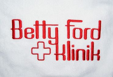 Betty Ford Klinik Bademantel – Bild 3