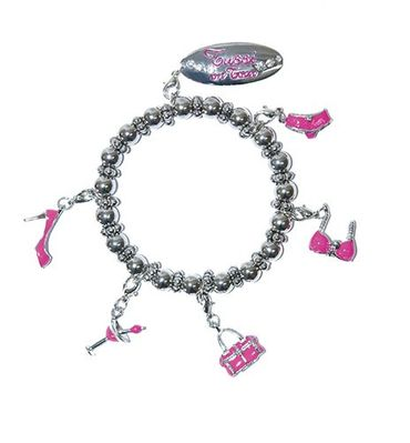 Tussi on Tour Armband mit Charms – Bild 1