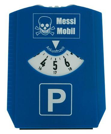 Parkscheibe Messi Mobil – Bild 1