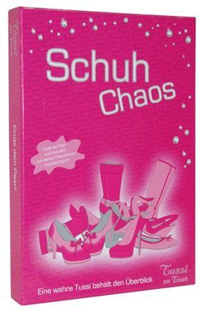 Tussi on Tour Spiel - Schuh Chaos – Bild 1
