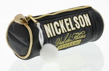 Nickelson Girls Etui rund schwarz – Bild 1