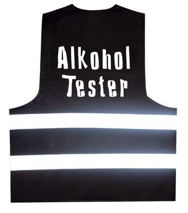 Partyweste Alkohol Tester – Bild 1