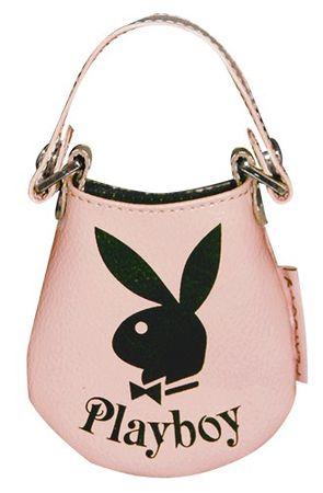 Playboy Handytasche Kangaroo Beutel Rosa