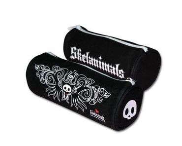 Skelanimals Etui Schlamperrolle Tattoo