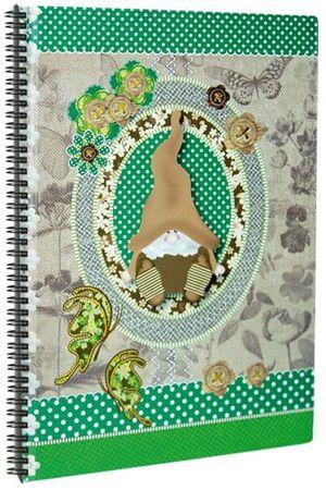 Mimi's Little Garden Notizblock A5