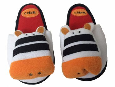 Nino & Ideas Kinder Badeslipper Zebra – Bild 2