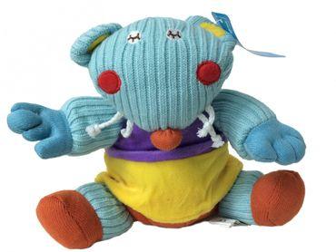 Nino & Ideas Spielzeug Maus mit Geräuschen – Bild 1