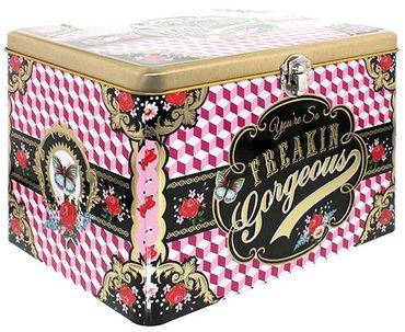Cotton Candy Aufbewahrungsbox Beautycase