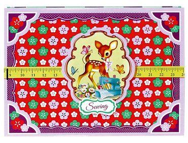 Cotton Candy Aufbewahrungsbox Petit Couture – Bild 2