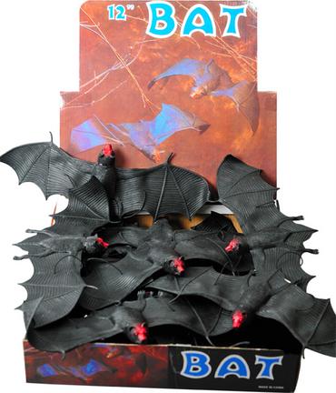 Gummi Fledermaus Halloween Deko