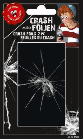 Crash Folien für Smartphone oder Pad
