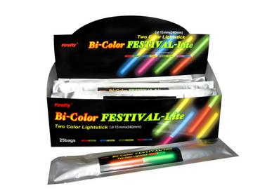Bicolor Knicklicht 2-farbig