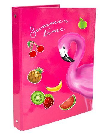 Ordner Flamingo Summertime