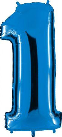Folienzahl 1 blau