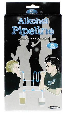 Alkohol Pipeline – Bild 1