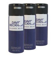 David Beckham Classic Blue Deospray 150 ml NEW DESIGN – Bild 3