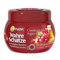 Garnier Wahre Schätze Haar-Maske mit Arganöl & Cranberry Extrakt 300 ml