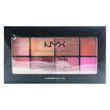 NYX Professional Make-Up Sweet Cheeks Blush Powder Palette 8x3,5 g 001