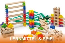LERNMITTEL & SPIEL