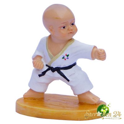 KAMPFSPORT KARATE FIGUR Fighter 001 - yoko uraken uchi