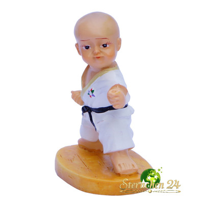 KAMPFSPORT KARATE FIGUR Fighter 001 - yoko uraken uchi Bild 2
