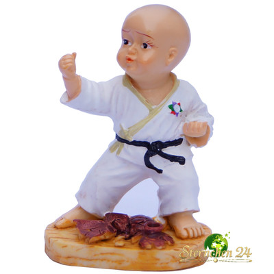 KAMPFSPORT KARATE FIGUR Fighter 003 - uchi uke 001