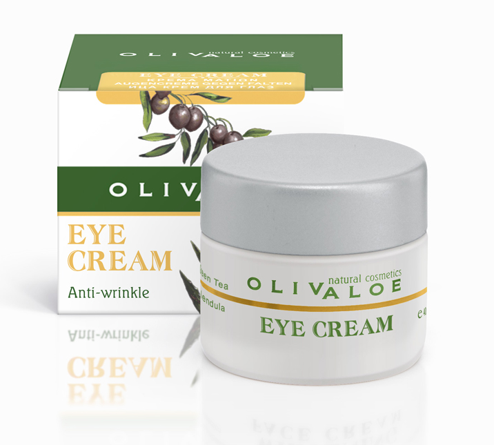 OLIVALOE 00145 - EYE CREAM Augencreme 40ml