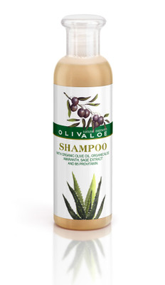 OLIVALOE 00152 - SHAMPOO, Haarpflege 200ml