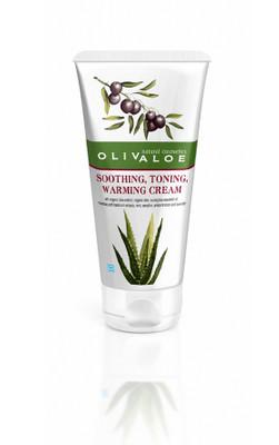 OLIVALOE 00142 - Soothing Toning Warming Cream - Wärmecreme 100ml