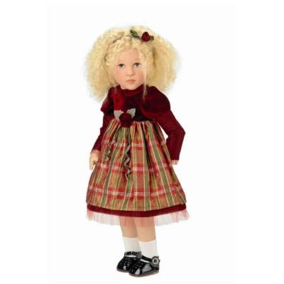 Käthe Kruse 52125 - Adalie von Sylvia Natterer, Puppe VIII, 52 cm, lim. 125 Stück
