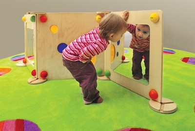 ERZI 51143 - Babypfad Spiegel