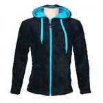 Killtec Damen Teddy Fleecejacke mit Kapuze
