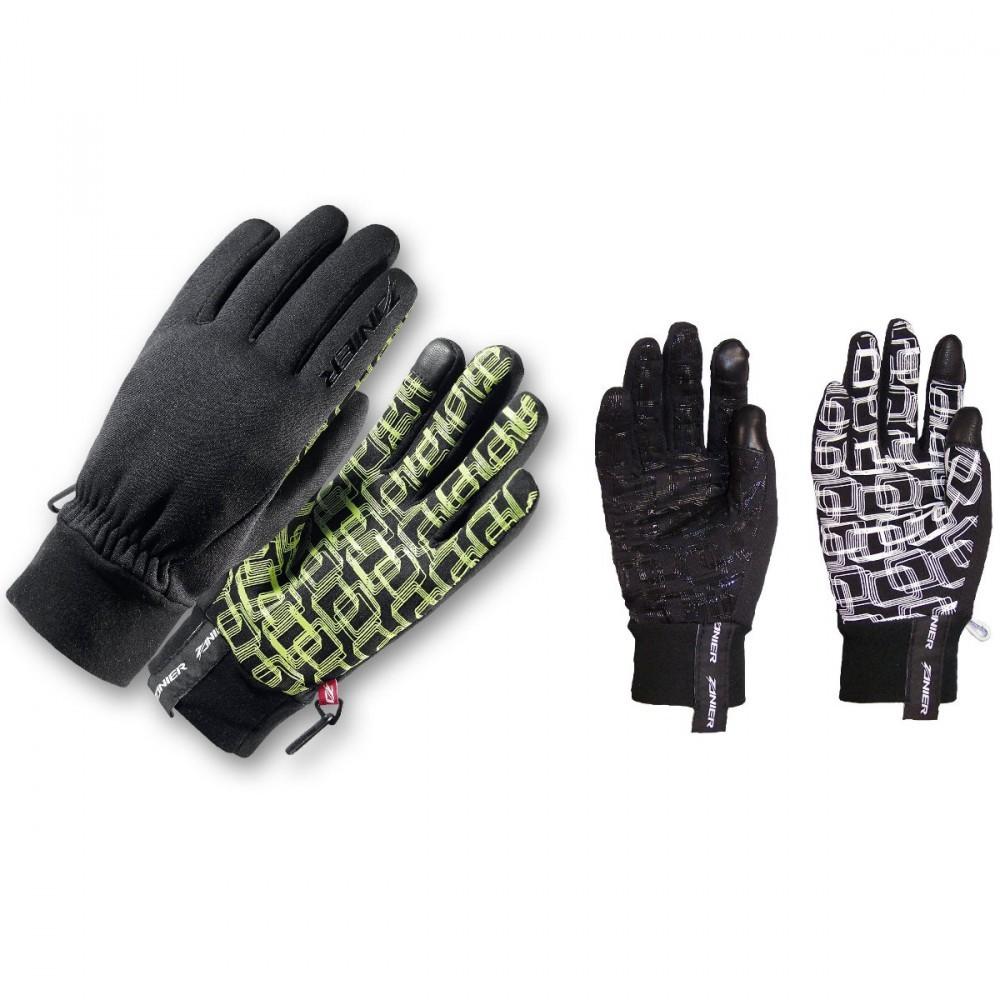 Zanier Herren Softshell Allround Handschuhe