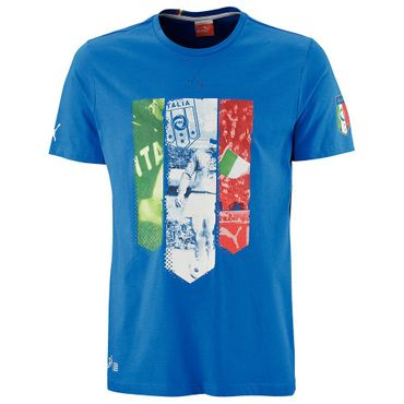 Puma Italien Badge Fan Tee WM 2014