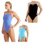 Speedo Damen Badeanzug Powerflash Thinstrap Muscleback