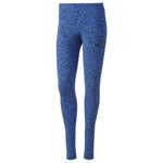 adidas Originals Leo Leggings Damen blau 001