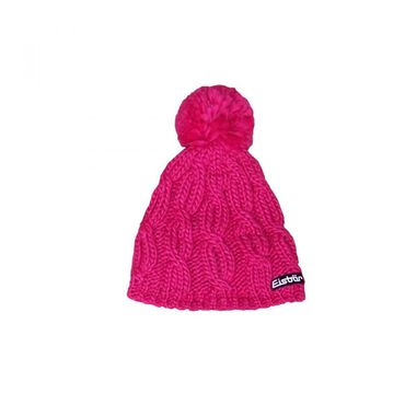 Eisbär Antonia Damen Winter Mütze mit Bommel – Bild 2