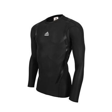 adidas TechFit PowerWeb Long Sleeve Shirt – Bild 1