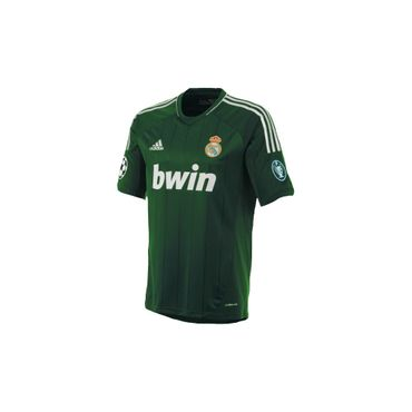 Adidas Real Madrid 3rd Trikot Ausweichtrikot