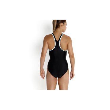 Speedo Monogram Racerback Damen Badeanzug – Bild 2