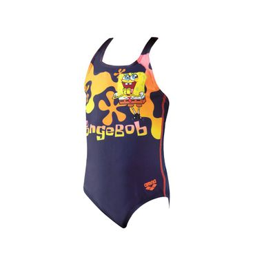 arena Mädchen Badeanzug Spongebob One Piece 1A888