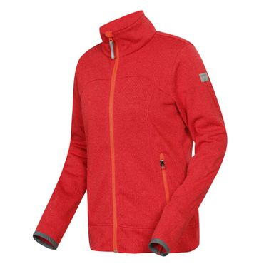 Icepeak Liv Fleece Strickjacke für Damen – Bild 3