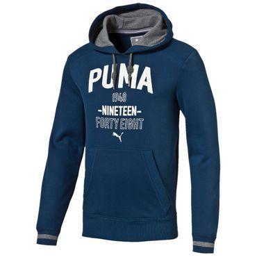 Puma Style Hoodie Fleece Pullover