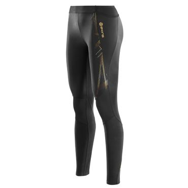 Skins A400 Women Gold Long Tight