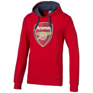 Puma AFC Arsenal London Fan Hoody 15-16