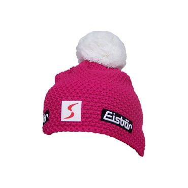 Eisbär Jamie Pompon Mü Sp ÖSV Skipool Mütze – Bild 3