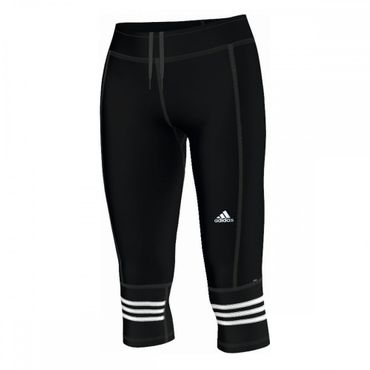 adidas Response Damen 3/4 Lauf Tight – Bild 1